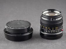 Leica m 50mm 1.4 summilux negro pre-ASPH. e43 foto-goerlitz compra + venta