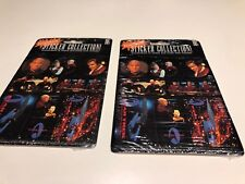 Vintage 1994 Star Trek Collectors Stickers Set Of 2 NIP Rare And Hard To Find