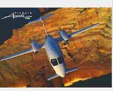 AIRCRAFT AERONAUTICA Piaggio P180 Avanti 1989 (eng) Brochure 2 - DVD