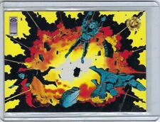 1993 DEATHMATE Comic Art COMPLETE 110 TRADING CARD SET Valiant WildC.A.T.S.