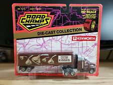 Road Champs Kenworth Truck and Trailer Hershey's Kisses Ho 1:87
