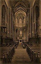 Bad Doberan Ostsee AK ~1930 Doberaner Münster Inneres Altar Kirche Abtei Kloster