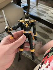 Power Rangers Dino Thunder Legacy Black Ranger Action Figure