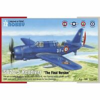 Special Hobby Spec72350 SB2C-5 Helldiver 1/72