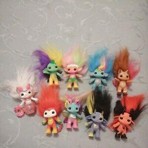 9 Zelf Troll Dolls