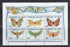 IB60 -  INSECTS BUTTERFLIES STAMPS NIGER 1998 INSECTS  BUTTERFLY MNH