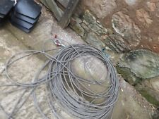 Tirfor winch rope , recovery truck , Original maxiflex 10mm rope approx 35kg or