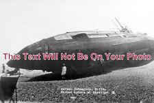 SX 126 - U118 Submarine Washed Ashore, Hastings, Sussex - 6x4 Photo