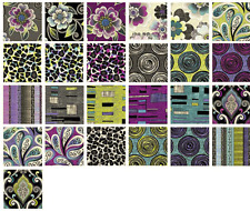 "URBAN OASIS 5"" charm pack 100% Cotton, Quilting Benartex"