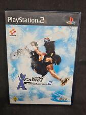 Playstation 2 Winter Games Snowboarding 2 PS2 PAL CIB OVP