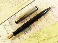 Black WearEver Fountain Pen Pencil Combo - restored