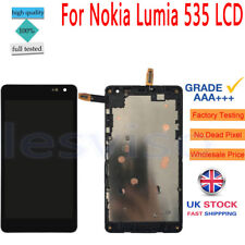 For Nokia Lumia 535 CT2S1973FPC LCD Digitizer Display Screen Frame Replacement