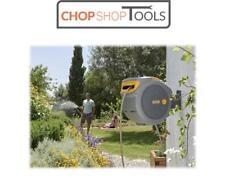 HOZELOCK 2401 Auto Reel Retractable Garden Hose Watering Reel With 20m Hose 2490