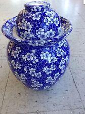 Stoneware Fermenting Pickling Kimchi Jar Crock Pot 8 Liter /2 Gal