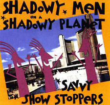 SAVVY SHOW STOPPERS NEW CD