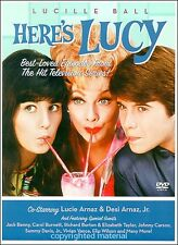 Here's Lucy - Best Loved Episodes from the Hit Television Series (DVD, 2004) New