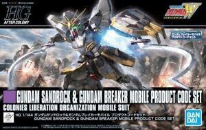 HGAC 1/144 Gundam Sandrock