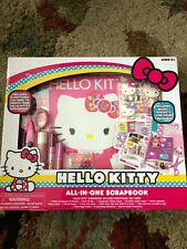 Hello Kitty All-in-One Scrapbook Kit - New