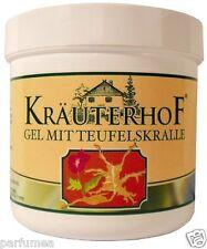 Gel de massage griffe du diable eucalyptus menthol camphre 250ml - Kräuterhof