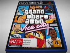 Grand Theft Auto Vice City PS2 PAL *Manual*