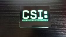 CSI Las vegas C.S.I .  Base set 72 trading cards