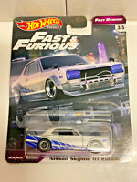 2019 Hot Wheels Fast And Furious Fast Rewind 3/5 Nissan Skyline HT 2000GT-X NIP
