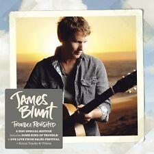 James Blunt - Trouble Revisited [New CD] Bonus DVD, PAL Region 0, UK - Import