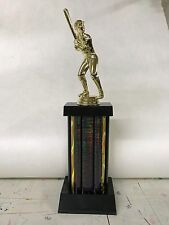 "12"" Baseball Trophy Team Award"