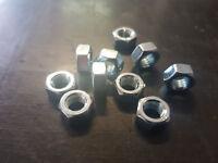dado esagonale M10x1,5 classe S8 in 5588 zincato Cr3  conf. da 20-50 pezzi