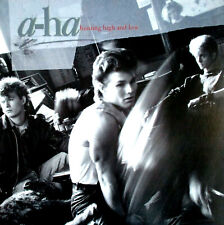 A-HA +HUNTING HIGH AND LOW+ LP original 1985 +insert+NM+incl. TAKE ON ME