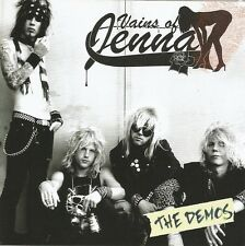 "Vains Of Jenna ""The Demos"" factory CD Lizzy DeVine Crashdiet Sweden Gilby Clarke"