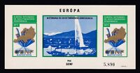 HUNGARY 1974 - European Security Conference Geneva. S.Sheet. MNH. Imperf. €90