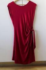 Pretty Burgundy Wrap Style Dress from Zara  - size 8