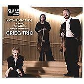 Haydn Piano Trios, Grieg Trio CD | 7033662012671 | New
