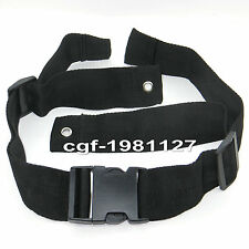 Wheelchair Compact Secure Seat Belt 50mm Width , Pelvic Clamp Style Universal