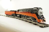 """Lionel Southern Pacific GS-2 """"Daylight"""" 4-8-4 Locomotive and Tender 6-38079"""