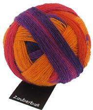 10,50€/100g Schoppel Zauberball Wolle, Sockenwolle mit schönem Farbverlauf