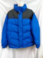 Columbia Blue Down  jacket & vest men's XL Tall