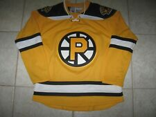Providence BRUINS OFF. LIC. CCM AHL Jersey, Size Youth L/XL