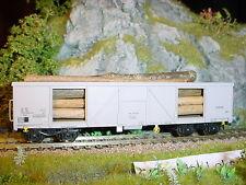 pourROCO 76810 Eaos Sncb transport de bois échange d'essieu sur demande f.