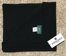 "Woolrich 100% Wool Scarf ""MADE IN THE USA"", 12 x 52-inches"