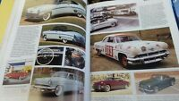 Cars of the Fabulous '50s hardcover book w/sleeve Very good used!