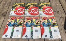 1993 Aquaman Time And Tide #1 + Robin # 2 Rare Nip Lot 6 Comic Books Wow!