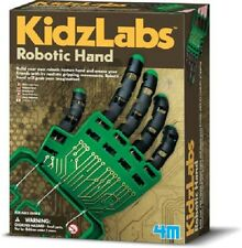 Robotic Hand Science Kit Build Your Own Robot Educational Toy Model Human Grip