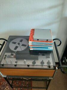 UHER Royal de Luxe C, Uher Tonbandgerät