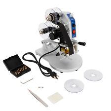 Electric Hot Foil Stamping Printer Coder Thermal Date Code Printing Machine 110v