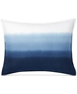 "Ralph Lauren Flora Blue 15"" x 20"" Decorative Pillow $135"