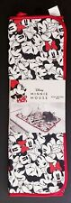 """Disney Minnie Mouse Dish Drying Mat - 16""""x18"""" Reversible Polyester Kitchen Sale"""