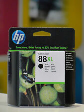 ORIGINALE HP Cartuccia N. 88xl BACK c9396ae 02/2015 Officejet Pro k550 k5400...