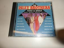 CD  Thr Isley Brothers Twist & Shout and more great Hits